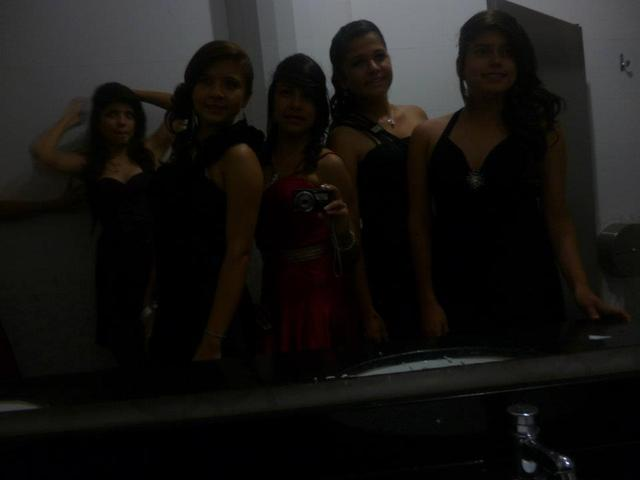 The day of my prom