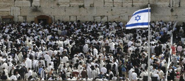 Israel overtakes America