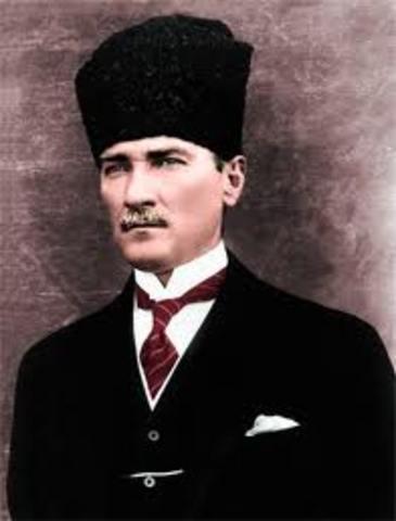 Mustafa Kemal Death