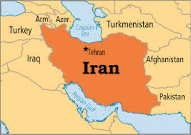 Persia changed to traditional name Iran