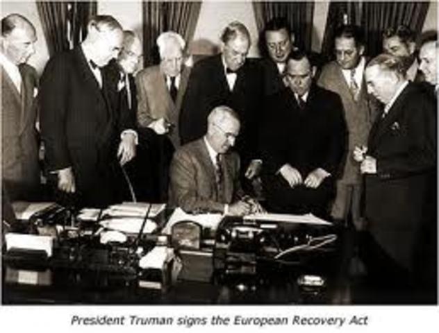 Soviets Reject Marshall Plan