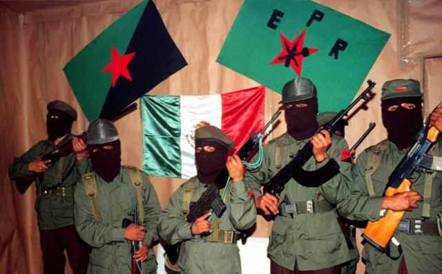 Guerrilla del Ejército Popular Revolucionario (EPR)