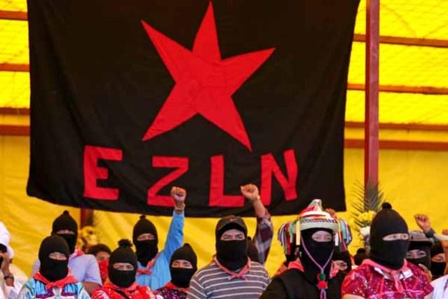 """Levantamiento del ejercito """"Zapatista"""""""