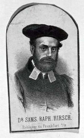 R. Hirsch Revitalizes Orthodoxy