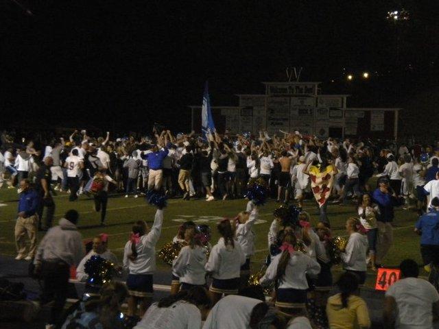 Etowah beats Woodstock sophomore year