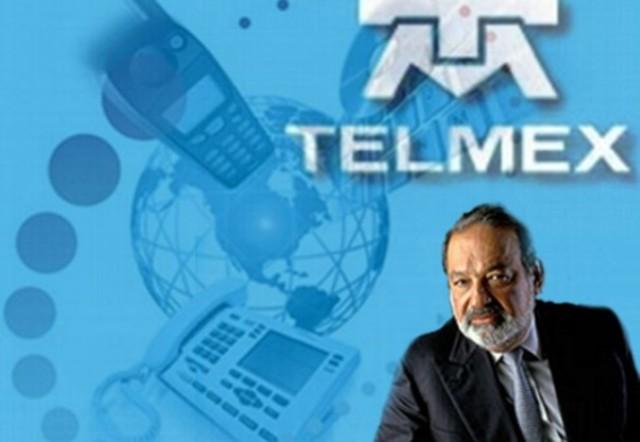 Privatizacion de Telmex