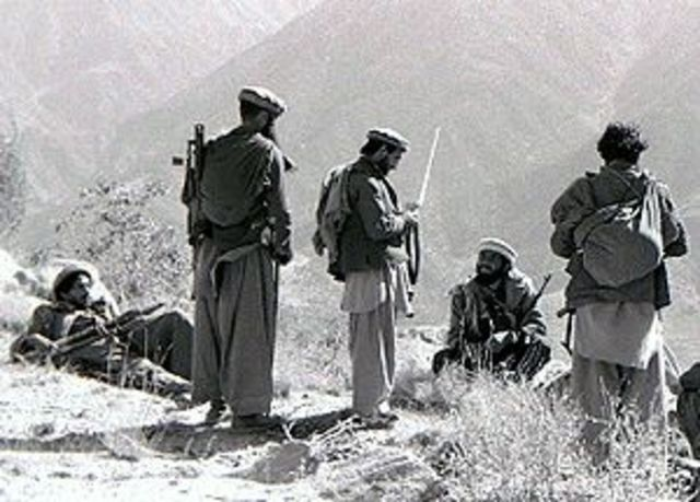 Russia Invasion of Afghanistan