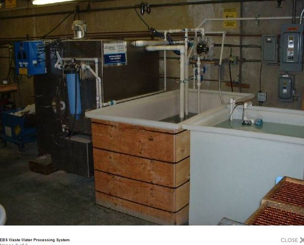 EBS Designs 1st Mobile Industrial Wastewater Treatment Unit Using Membrane Technology