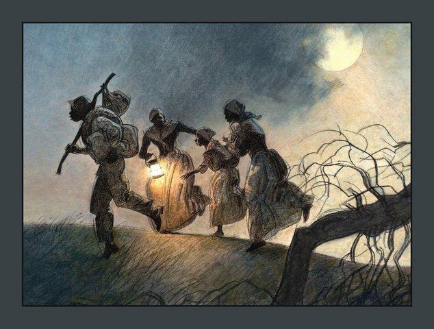 Underground Railroad (winter)