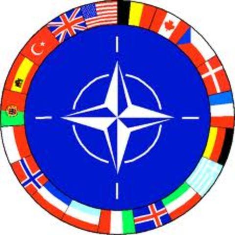 North Atlantic Treat Organization  NATO