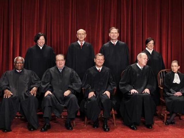 Supreme Court on Evolution