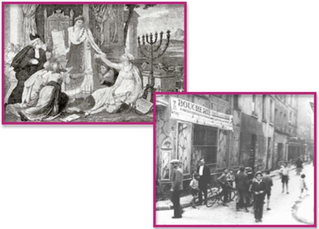 Jewish Emancipation in France