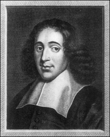 Baruch Spinoza is excommunicated
