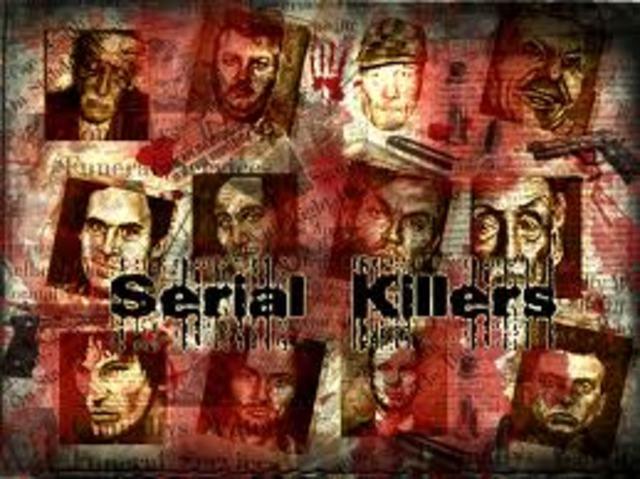 the term 'Serial Killer'