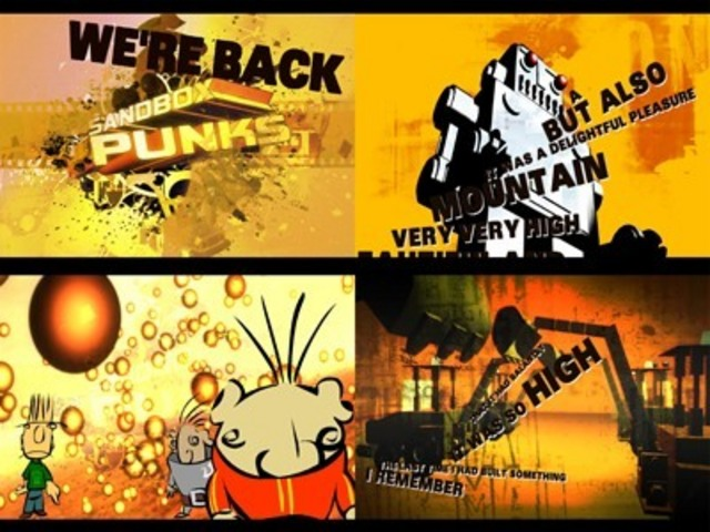 Sandbox Punks by Cocoon
