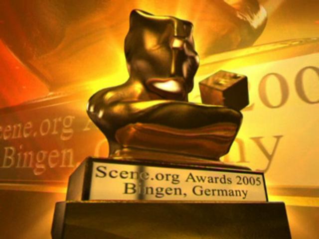 Scene.org Awards 2005 Opening by Aenima