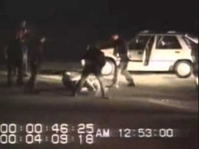 Police officers found guilty of violating Rodney Kings civil rights