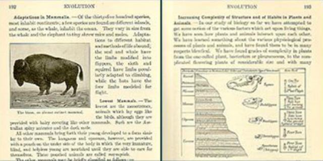 Biology Textbooks Censored