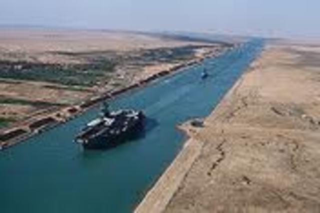 Suez Canal and Nassar