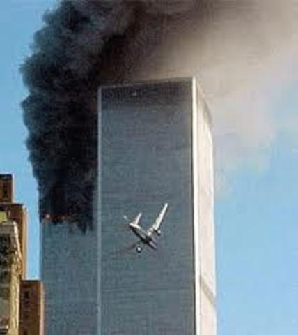 911 Terrorist Attack upon US