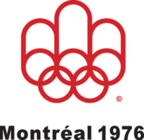 Olympiade à Montréal.