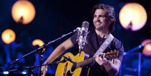 concierto acústico,  Juanes MTV Unplugged