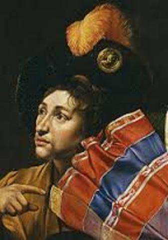Fallece Juan Bautista Maíno, pintor español