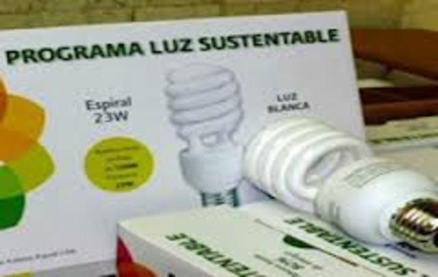 Programa luz sustentable.