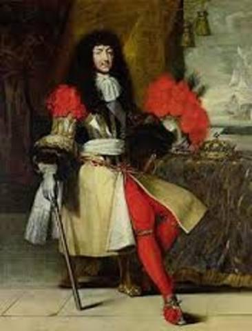 Louis XIV Becomes King