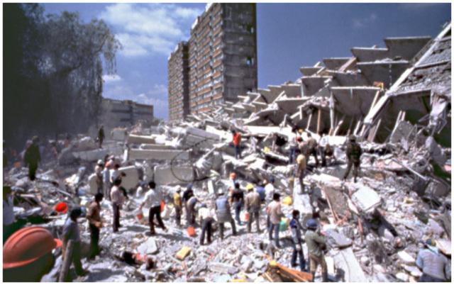 Terremoto del 85