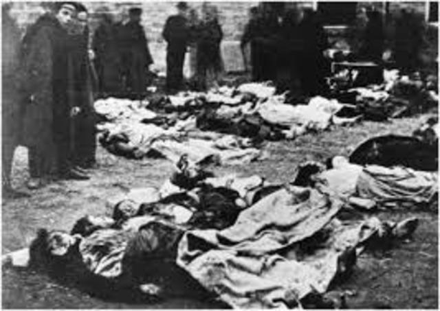 Czarist Russia: Kishinev Pogrom