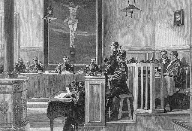 Dreyfus Trial