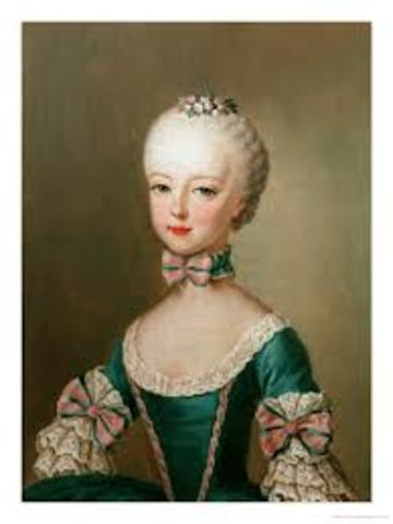 Maria Theresa Becomes Emperor