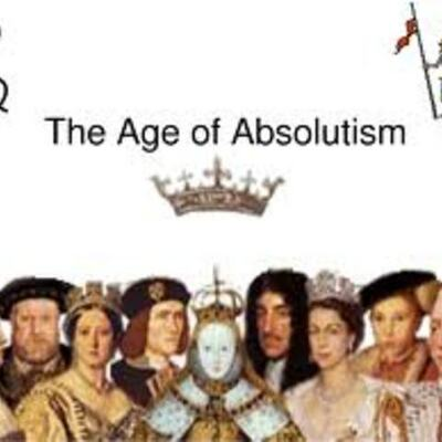 The Age of Absolutism timeline