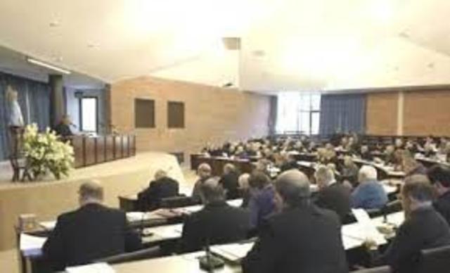 FIPA - 1era Asamblea Plenaria, México