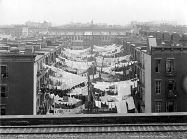 Tenaments to the Suburbs