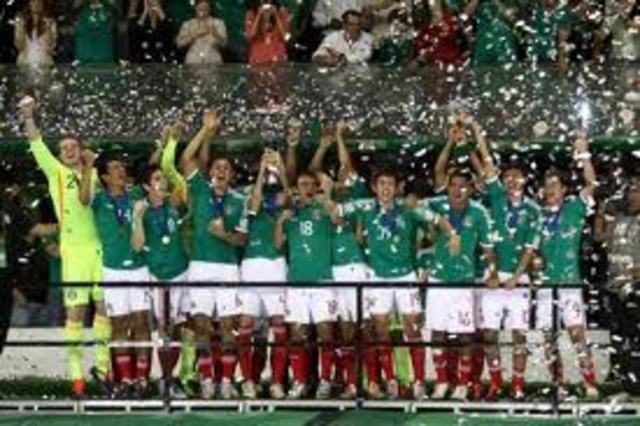 México campeón de la Copa Mundial de Fútbol Sub-17
