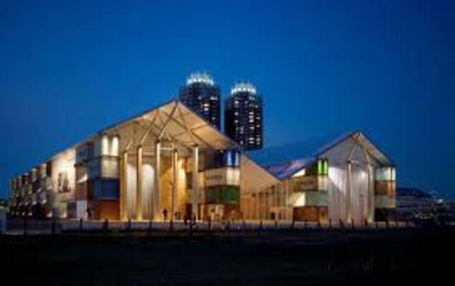 Abre el Nomadic Museum