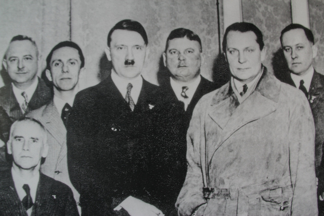 HITLER JOINS GERMAN WORKER'S PARTY