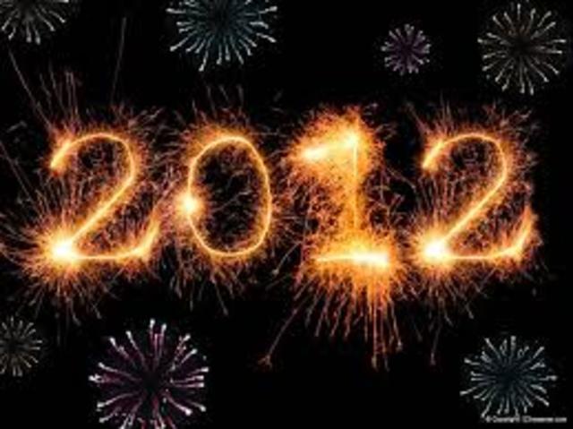 Resumenes de acontecimientos del 2012