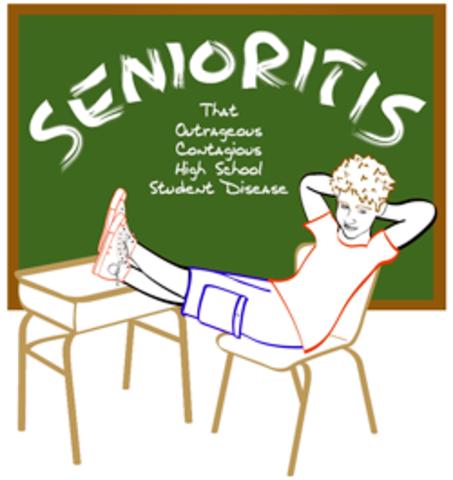Senior Year Begins