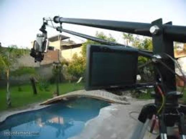 Camaras de video con motor