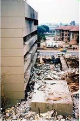 1998 U.S. embassy bombings