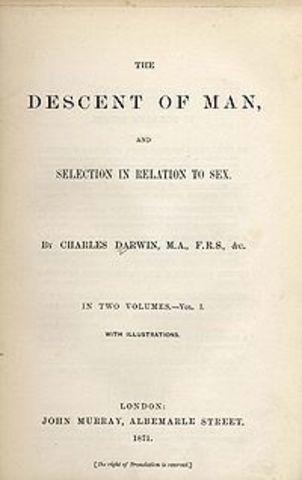 Decedent of Man