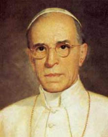 Pope Pios XII