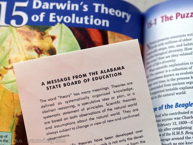 Textbook disclaimer