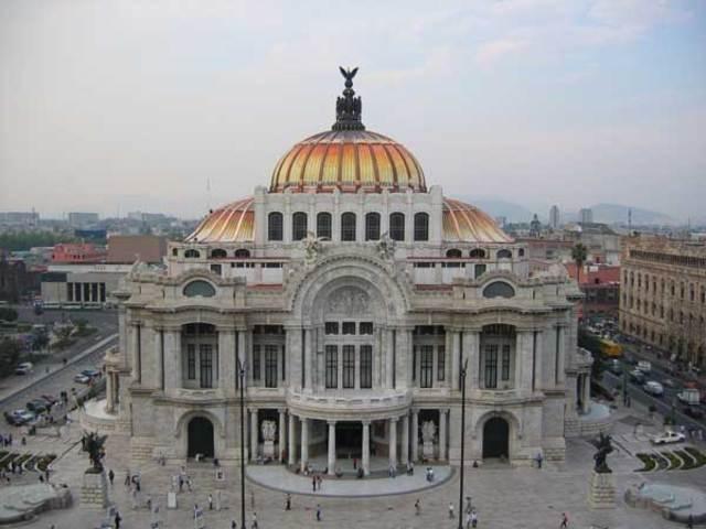 Instituto nacional de las Bellas Artes (INBA)