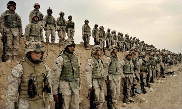 The Iraq War Begins