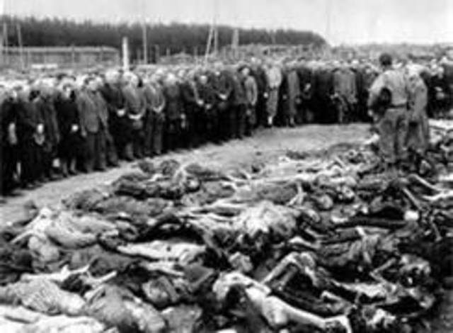 """The Nazis implemenet the """"Final Solution"""""""