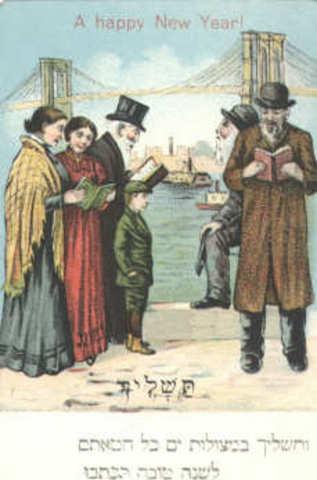 German Jews immigrate to America